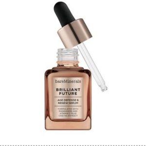 bareMinerals Makeup - bareMinerals- BRILLIANT FUTURE RENEW SERUM